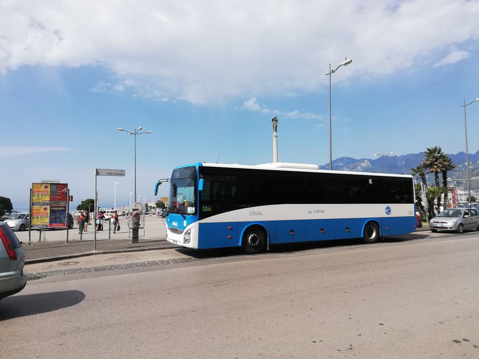 Integrazione corse linea Benevento – Salerno